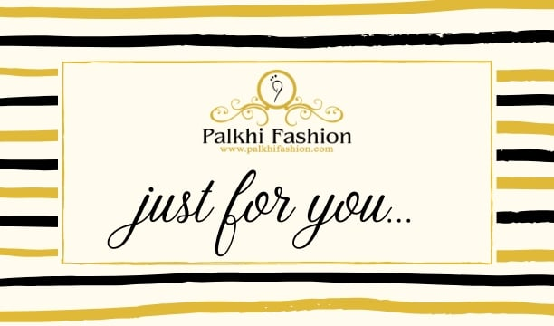 Palkhi Fashion - E-Gift Card